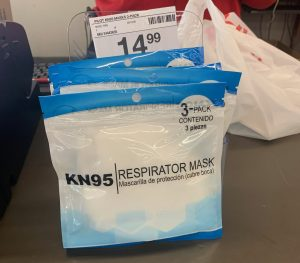 KN95 masks - lowest prices