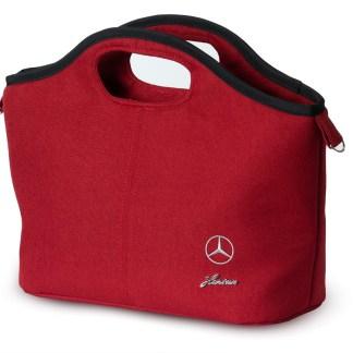 Hartan Mercedes-Benz Bag2Go in Hyacinth