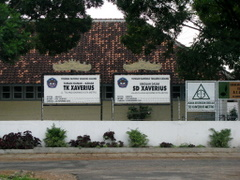 TK dan SD Xaverius