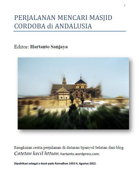 e-Book Mencari Masjid Cordoba yang SARA