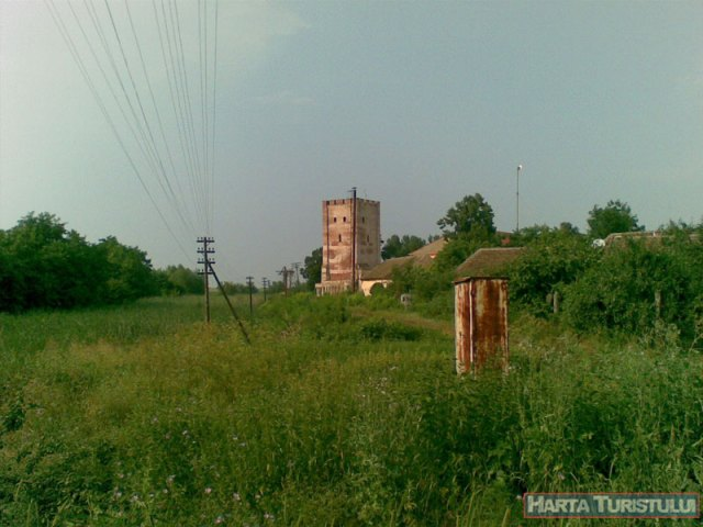 cetatea de la ciacova