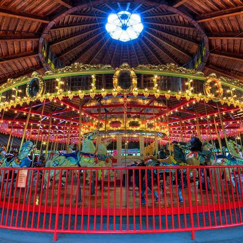 Bushnell Park Carousel Hartford, CT