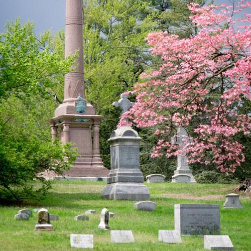 Cedar Hill Cemetery Hartford, CT