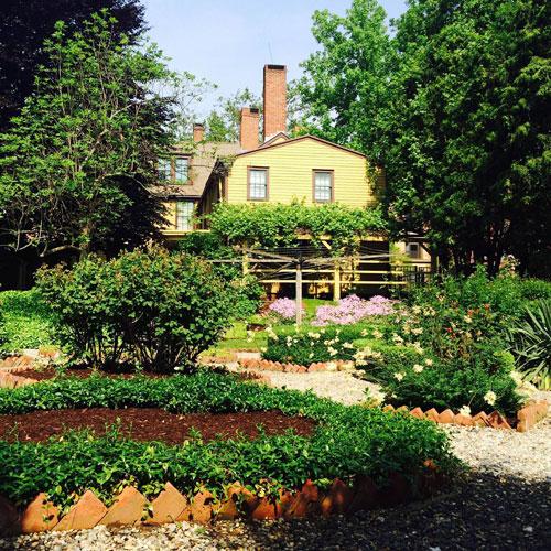 Butler McCook House & Garden Hartford, CT