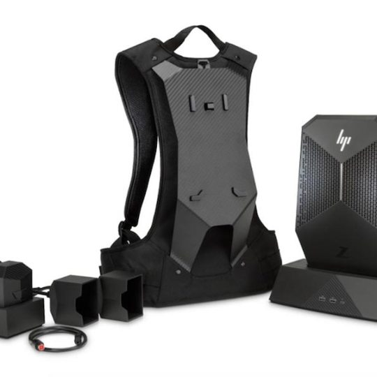 Backpack PC Rentals