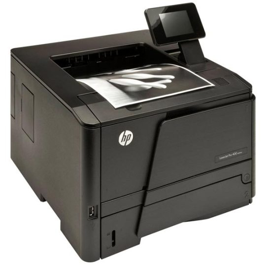 HP M401dw Wireless Printer Rental - Hartford Technology Rental