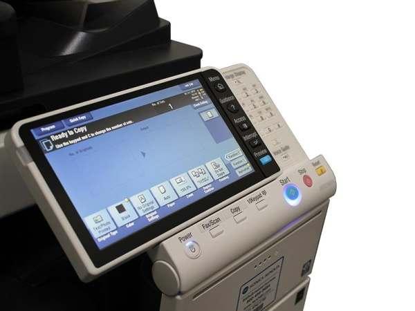 Konica BizHub C654 Color Copier Rental - Hartford Technology Rental