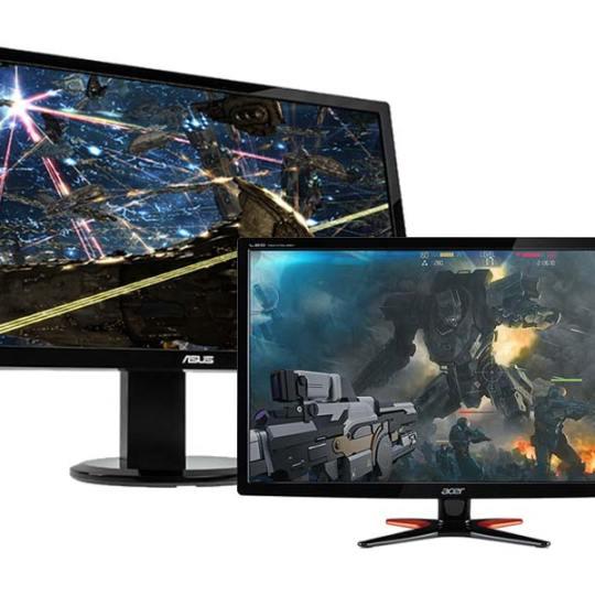 Gaming Monitor Rentals