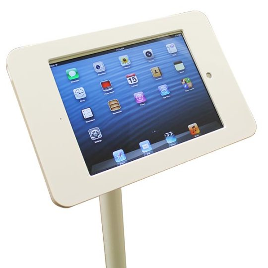 iPad Floor Stand Kiosk Rental - Hartford Technology Rental