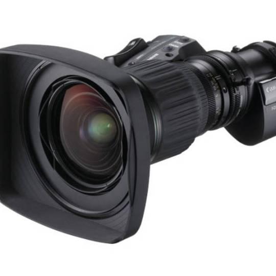 Canon HJ11ex4.7B IRSD Wide Angle Zoom Lens Rental | HTR