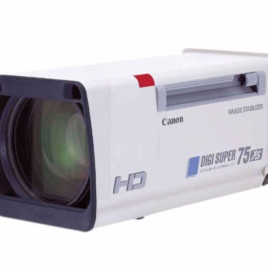 Canon XJ75X9.3B HD Field Lens Rental | HTR