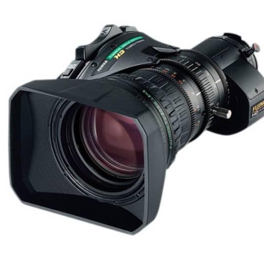 Fujinon XA20sx8.5BERM-K3 Zoom HD Camera Lens Rental | HTR