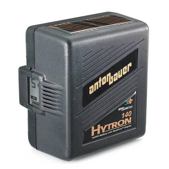 Hytron 140 Digital Battery Rental   HTR