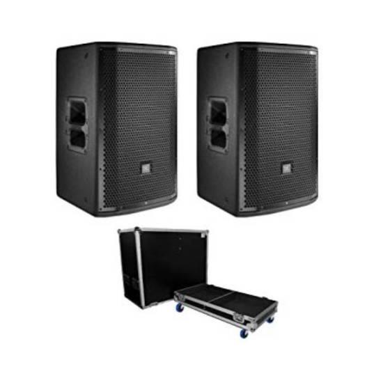 "JBL PRX812 12"" Powered Speaker Rental   HTR"