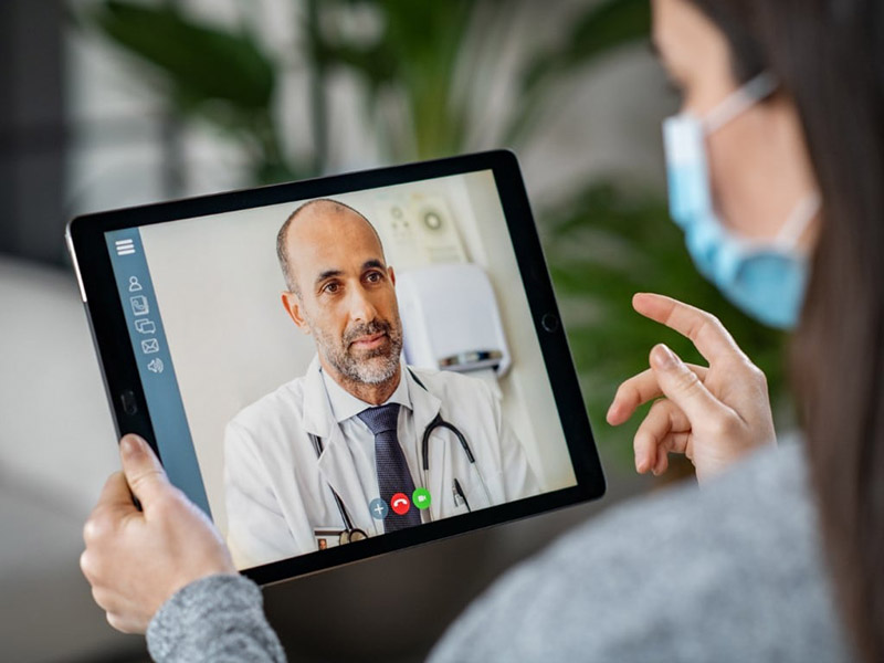 telehealth tablet rentals