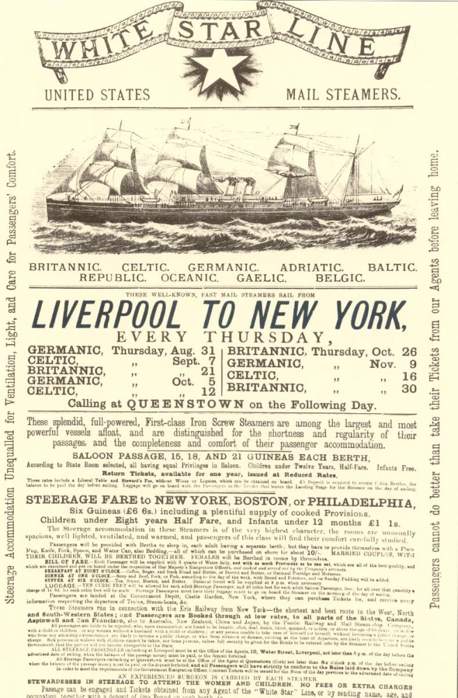 Found Text: 19th Century Shipping News (4/5)