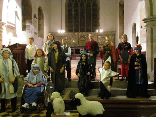 Hartington Primary School Nativity 2013