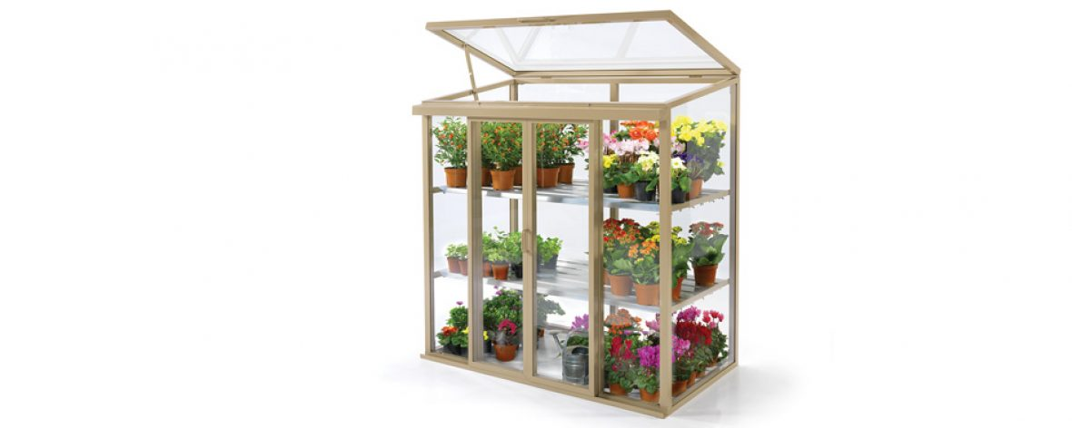 Patio Glasshouse Small Greenhouses For Small Gardens