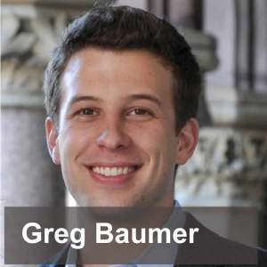 Greg Baumer, Co-author of God and Money