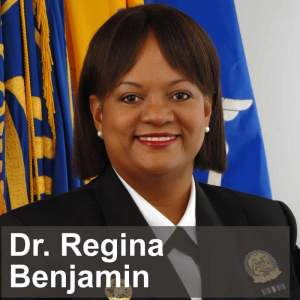 Dr Regina Benjamin, 18th United States Surgeon General