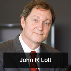 John Lott, The Gun Crowd's Guru