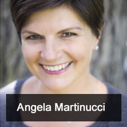Angela Martinucci, Founder of Mind Balance