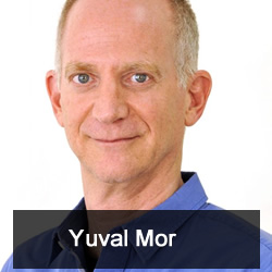 Yuval Mor, CEO of Beyond Verbal