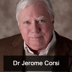Dr Jerome Corsi, author of Goodnight Obama