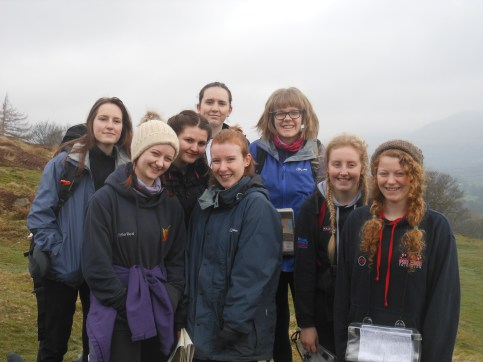 DofE Silver and Gold April 2017 --7