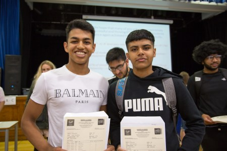 GCSE Results Day - 2019-33