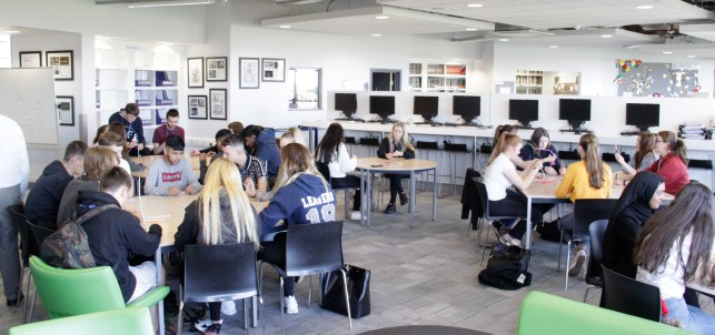 6th Form Induction Days - 2019-3