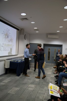 6th Form Awards Evening 2018-12
