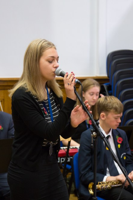 Remembrance Day Assembly 2019-4