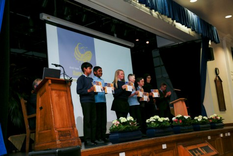 Year 7-8 Awards Evening 2018-2