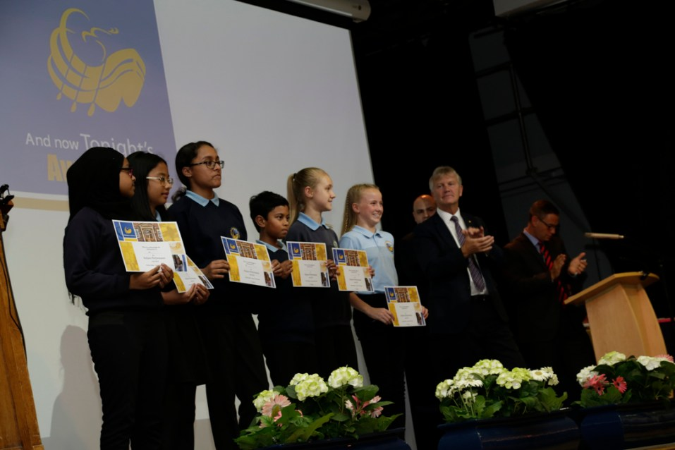 Year 7-8 Awards Evening 2018-23