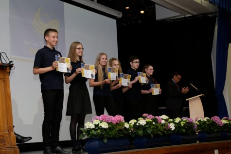 Year 9-10 Awards Evening 2018-18