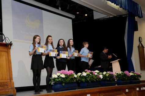 Year 9-10 Awards Evening 2018-41