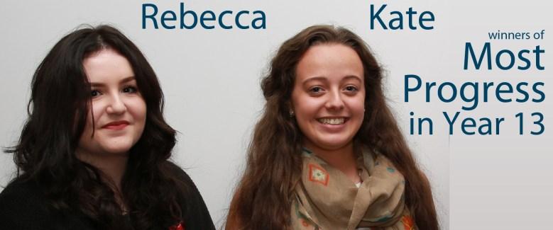 Rebecca and Kate
