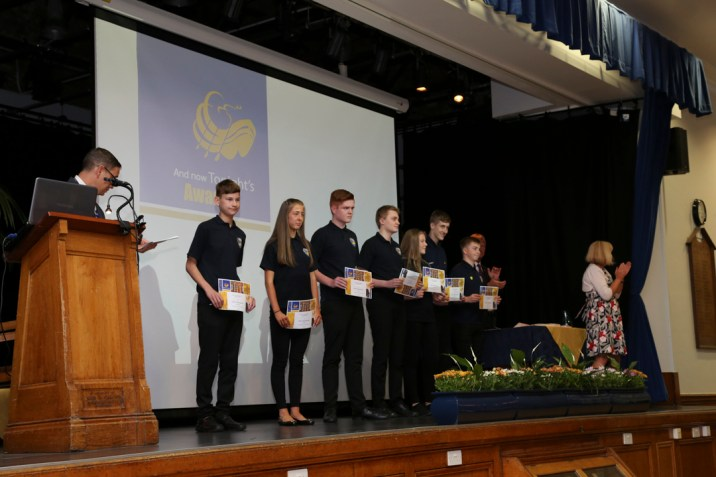 Year 11 Awards Evening 2018-21