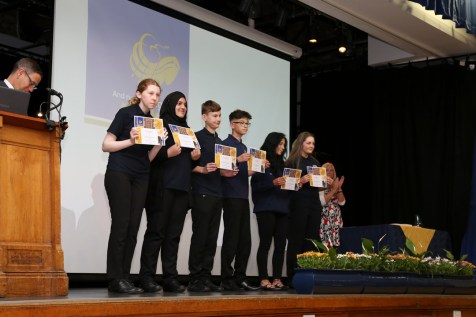 Year 11 Awards Evening 2018-25
