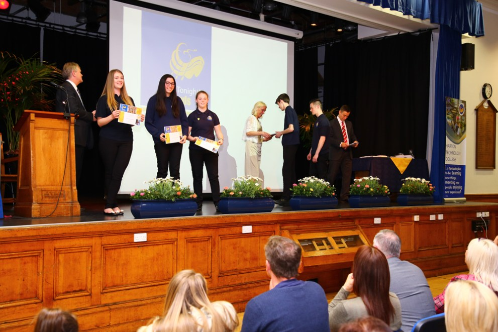 Year 11 Awards Evening 2017 - 12