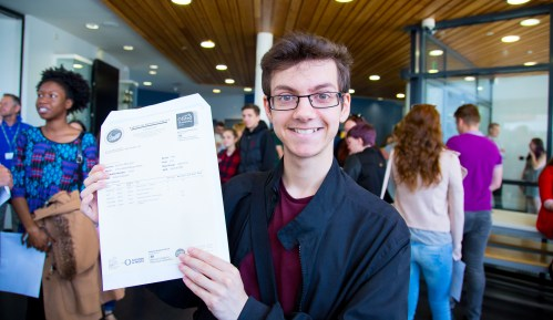 6th Form Results - 2018-45
