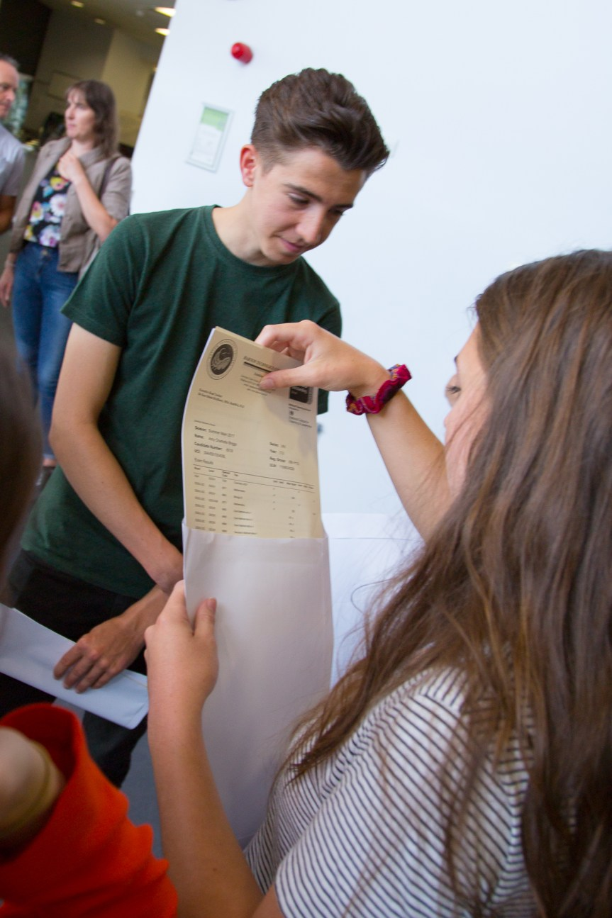 6th Form Results - 2018-61
