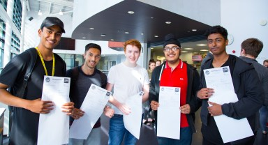 6th Form Results - 2018-76