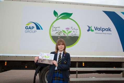 Recycle Competition - Gap Group --8