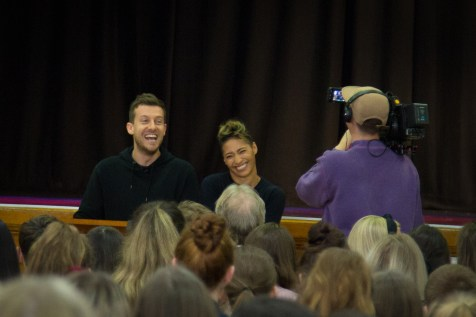 Chris and Karen - Strictly Come Dancing-7