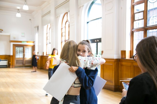 A levels Results 2018-6