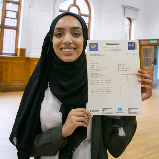 A levels Results 2018-86