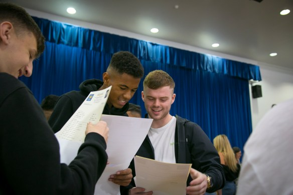 A levels Results 2018-53