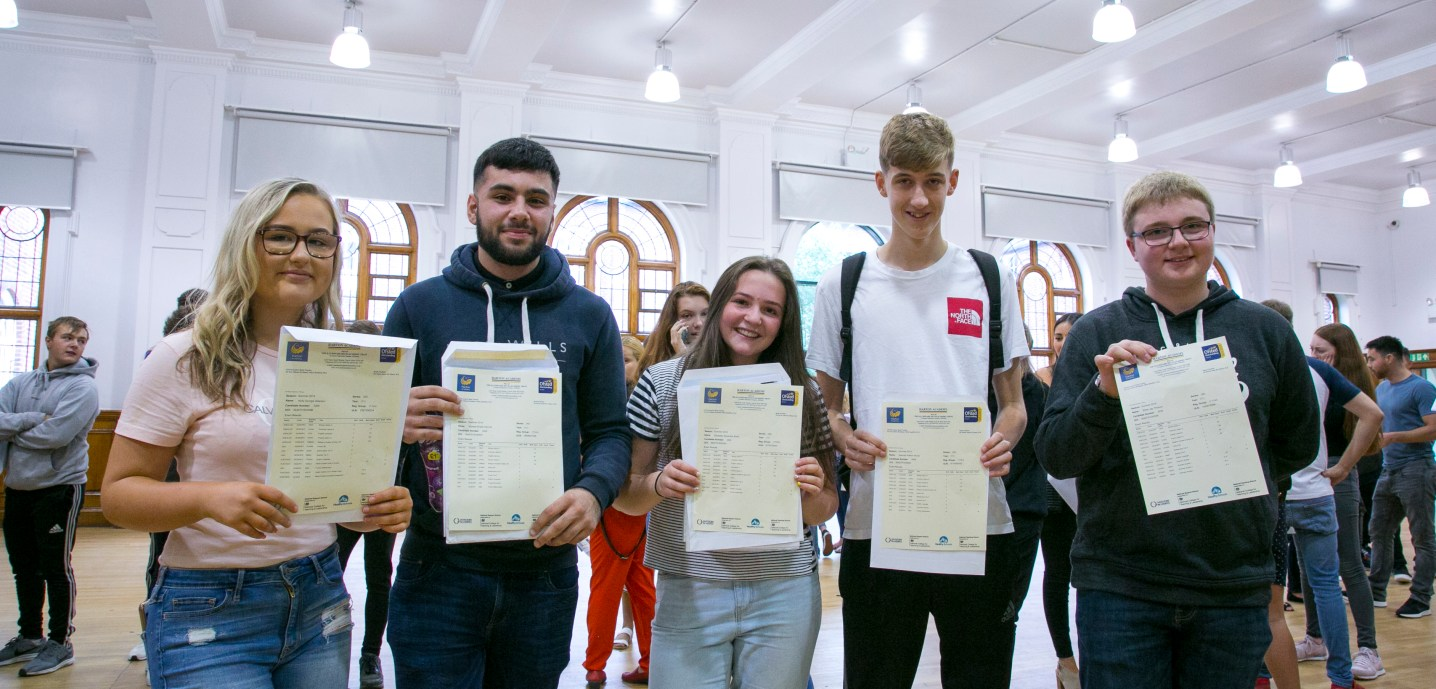 A levels Results 2018-181